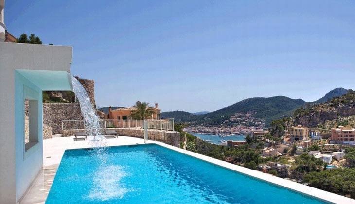 modern apartments for sale Cala Moragues Andratx